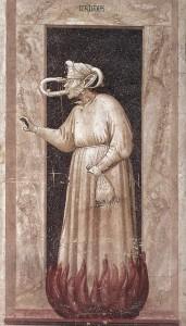 Misunnelse, Giotto