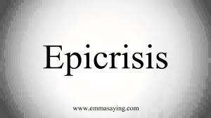 Epicrisis