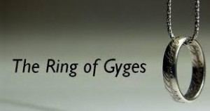 Gyges ring