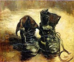 Vincent van Gogh, Pair of Shoes, 1886