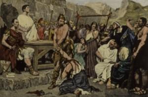 Slavemarked i Roma
