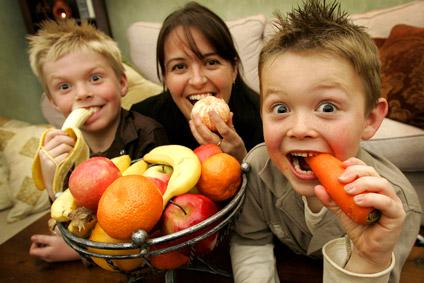 barn spiser